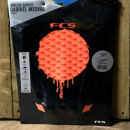 FCS Tail Pad. Gabriel Medina. Black/Orange.