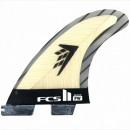 FCS II Fins. FW Thruster. Performance Core. Carbon. Medium.