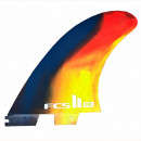 FCS II Fins. Mark Richards Twin Fins. PC. Extra Large