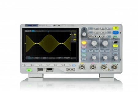 Siglent SDS1204X-E 200 MHz four channel . PRICE INCLUDES VAT & SHIPPING. images