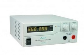 Manson HCS-3400 bench power supply 16V 40A. images