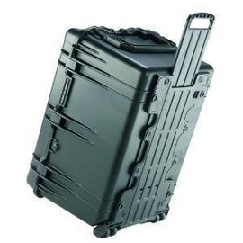 Pelican 1660 hard carry case. Black. (71.6 x 49.9 x 44.8 cm) PRICE INCLUDES VAT & SHIPPING. images