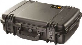 Pelican Storm iM2370 hard carry case. Black. (46.2 x 30.7 x 13.2 cm) PRICE INCLUDES VAT & SHIPPING. images
