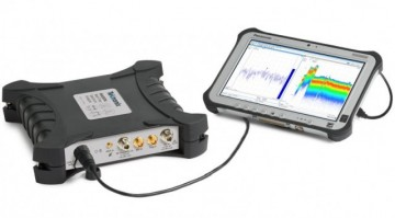 Tektronix RSA507A Option 04 included.  7.5 Ghz USB Real Time Spectrum Analyzer plus tracking generator. images