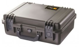 Pelican Storm iM2200 hard carry case. Black. (38.1 x 26.7 x 15.2 cm) PRICE INCLUDES VAT & SHIPPING. images