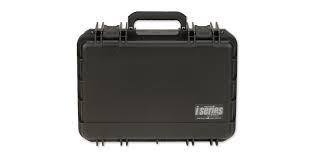 SKB 1711-6 hard carry case. Black. (43.18 cm x 29.21 cm x 15.24 cm) PRICE INCLUDES VAT & SHIPPING. images