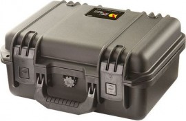 Pelican Storm iM2100 hard carry case. Black. (33 x 23.4 x 15.2 cm) PRICE INCLUDES VAT & SHIPPING. images