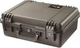 Pelican Storm iM2400 hard carry case. Black. (45.7 x 33 x 17 cm) PRICE INCLUDES VAT & SHIPPING. images