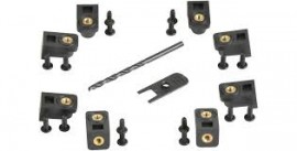 SKB 3i Series Panel Mount Clip Kit. PRICE INCLUDES VAT & SHIPPING. images