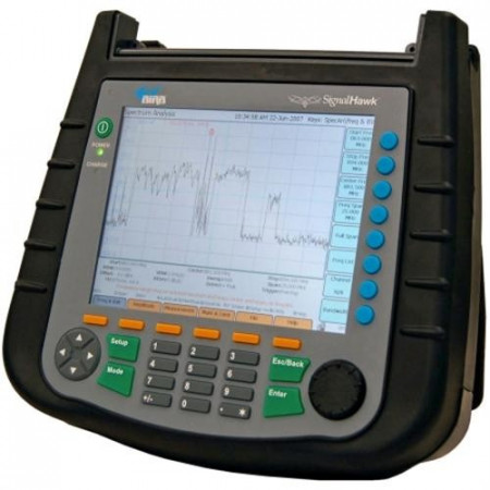 Bird SignalHawk SH-362S 3.6 GHz vector network analyser. images