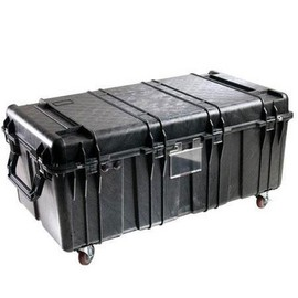Pelican 0550 Transport Case. Black. (120.8 x 61.1 x 44.9 cm) PRICE INCLUDES VAT & SHIPPING. images