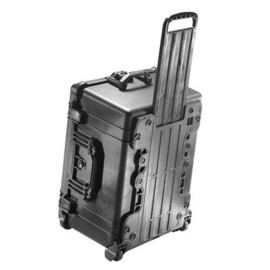 Pelican 1620 hard carry case. Black. ((54.5 x 41.7 x 31.8 cm) PRICE INCLUDES VAT & SHIPPING. images