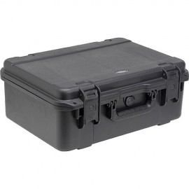 SKB 1813-7 hard carry case. Black. (47 cm x 33 cm x 17.7 cm) PRICE INCLUDES VAT & SHIPPING. images