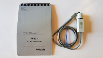Tektronix P6231 10X Active Probe. Price includes VAT and delivery. images
