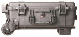 Pelican 1510M Mobility hard carry case. Black (50.2 x 27.9 x 19.3 cm) PRICE INCLUDES VAT & SHIPPING. images