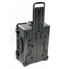 Pelican 1610 hard carry case. Black. (55.3 x 42.4 x 27cm) PRICE INCLUDES VAT & SHIPPING. images