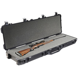 Pelican 1750 long carry case. Black, Olive & Desert Tan (128.2 x 34.3 x 13.3 cm) PRICE INCLUDES VAT & SHIPPING. images