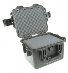 Pelican Storm iM2075 hard carry case. Black. (24.1 x 19 x 18.4 cm) PRICE INCLUDES VAT & SHIPPING. images