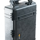 Pelican 1670 hard carry case. Black.(71.3 x 41.9 x 23.3 cm) PRICE INCLUDES VAT & SHIPPING.