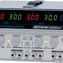 GW Instek GPS-3303 dual bench power supply. 30V/3A variable + 5V/3A fixed. PRICE INCLUDES VAT & SHIPPING.