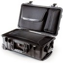 Pelican 1510LOC laptop overnight case. Black. (50.1 x 27.9 x 19.3 cm) PRICE INCLUDES VAT & SHIPPING.