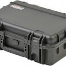 SKB 1711-6 hard carry case. Black. (43.18 cm x 29.21 cm x 15.24 cm) PRICE INCLUDES VAT & SHIPPING.