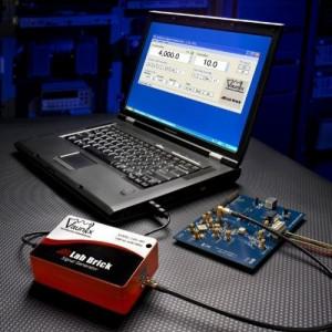 Vaunix Lab Brick LMS-103 signal generator, 5 - 10 GHz. PRICE INCLUDES VAT & SHIPPING.