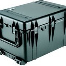 Pelican 1660 hard carry case. Black. (71.6 x 49.9 x 44.8 cm) PRICE INCLUDES VAT & SHIPPING.
