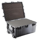 Pelican 1630 hard carry case. Black. (70.3 x 53.3 x 39.4 cm) PRICE INCLUDES VAT & SHIPPING.