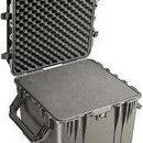 Pelican 0340 cube carry case. Black. (45.7 x 45.7 x 45.7 cm) PRICE INCLUDES VAT & SHIPPING.