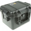Pelican Storm iM2075 hard carry case. Black. (24.1 x 19 x 18.4 cm) PRICE INCLUDES VAT & SHIPPING.