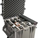 Pelican 0350 cube carry case. Black. (50.8 x 50.8 x 50.8 cm) PRICE INCLUDES VAT & SHIPPING.