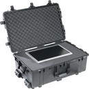 Pelican 1650 hard carry case. Black. (72.5 x 44.5 x 27 cm) PRICE INCLUDES VAT & SHIPPING.