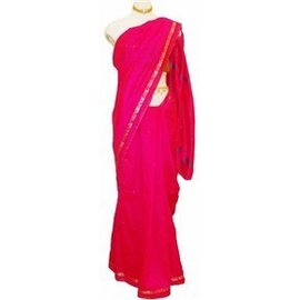 Saree Pinky Silk - 2011-15 images