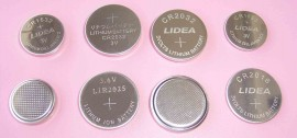 3V Lithium Batteries - Coin type images