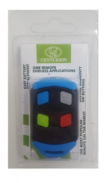 Centurion Nova Remote 4 Button images
