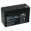 12 Volt 7Ah Sealed Lead Acid (SLA) Battery Rechargeable