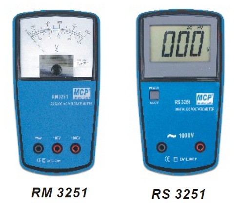 Voltage Meter For Students