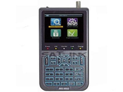 SATLINK WS-6922HD Digital Satellite Finder Signal Meter