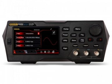 DG900 SERIES ARBITRARY WAVEFORM FUNCTION GENERATORS images