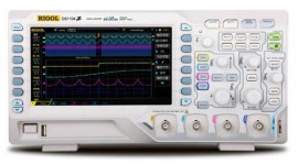 DS1104Z   |  100 MHz Digital Oscilloscope images