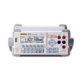 Rigol DM3061 6 ½ digits, 1k/s samplig,  USB host/device