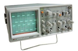 ALP Analog Oscilloscope images