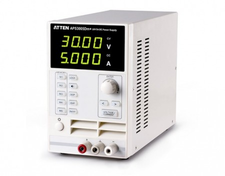 ATTEN APS3005DM+ Single Channel DC Power Supply images