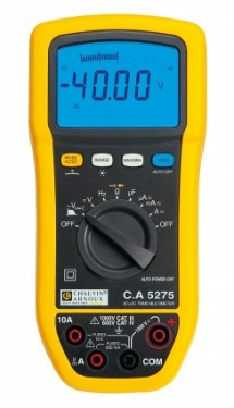C.A 5275 Multimeter images