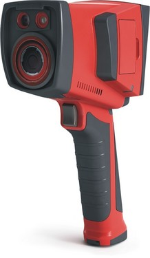 GUIDE EasIR™-4  Series is an easy-to-use Infrared camera images