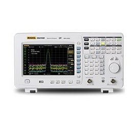 Rigol DSA1030-PA-TG3 3 GHZ SPECTRUM ANALYZER +PREAMPLIFIER +3GHZ TRACKING GENERATOR images
