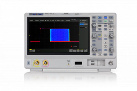 Siglent SDS2102X Plus 2Ch 100MHz 2GSa/s Oscilloscope images