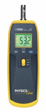 C.A 846 Thermo-hygrometer images
