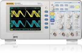 Rigol DS1052E 50MHz 2 channel Digital Oscilloscope images